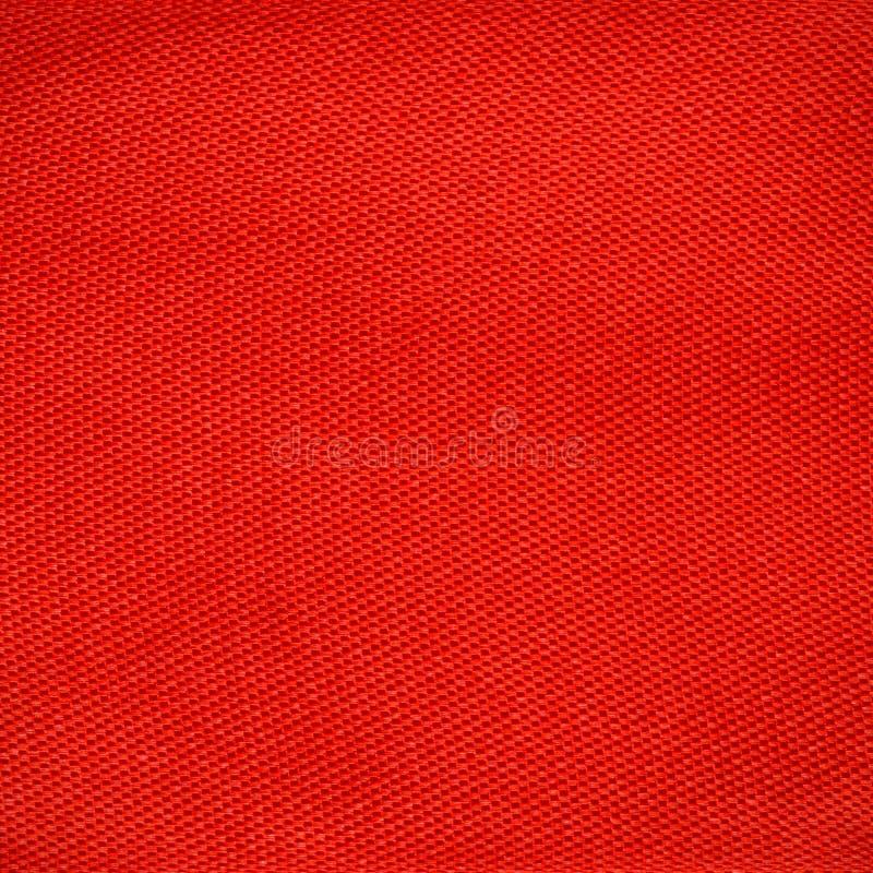 织品红色 免版税库存照片