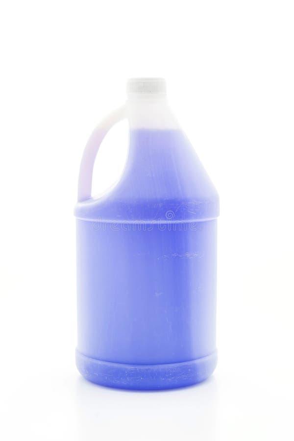 织品软化剂加仑 库存图片