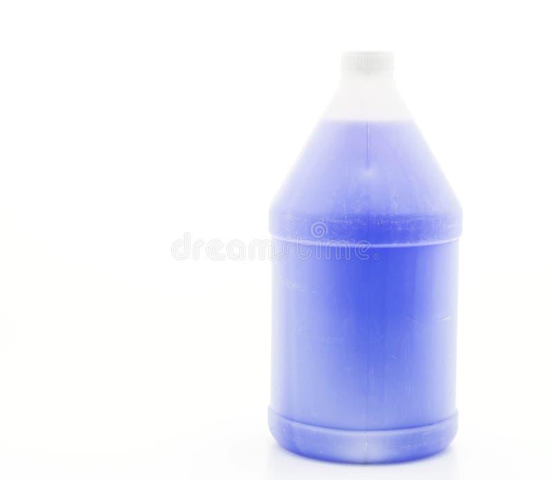 织品软化剂加仑 免版税库存照片