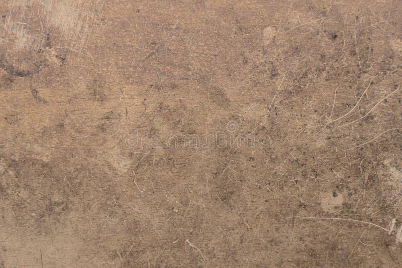 织地不很细老肮脏的被抓的难看的东西木头 库存照片