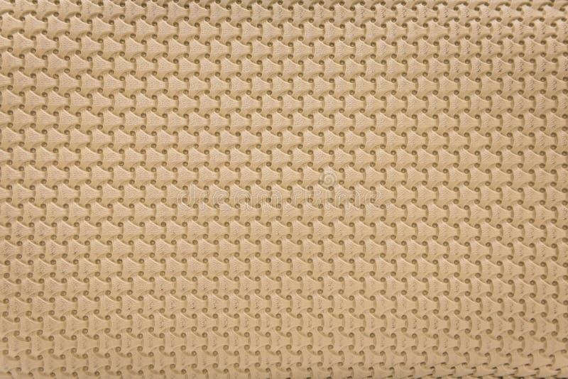 织法纹理背景 被编织的样式材料或抽象墙纸 免版税库存图片