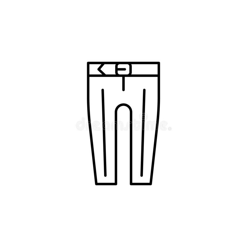 经典之作气喘象 衣裳象的元素流动概念和网apps的 稀薄的线经典之作裤子象可以为网使用和 皇族释放例证