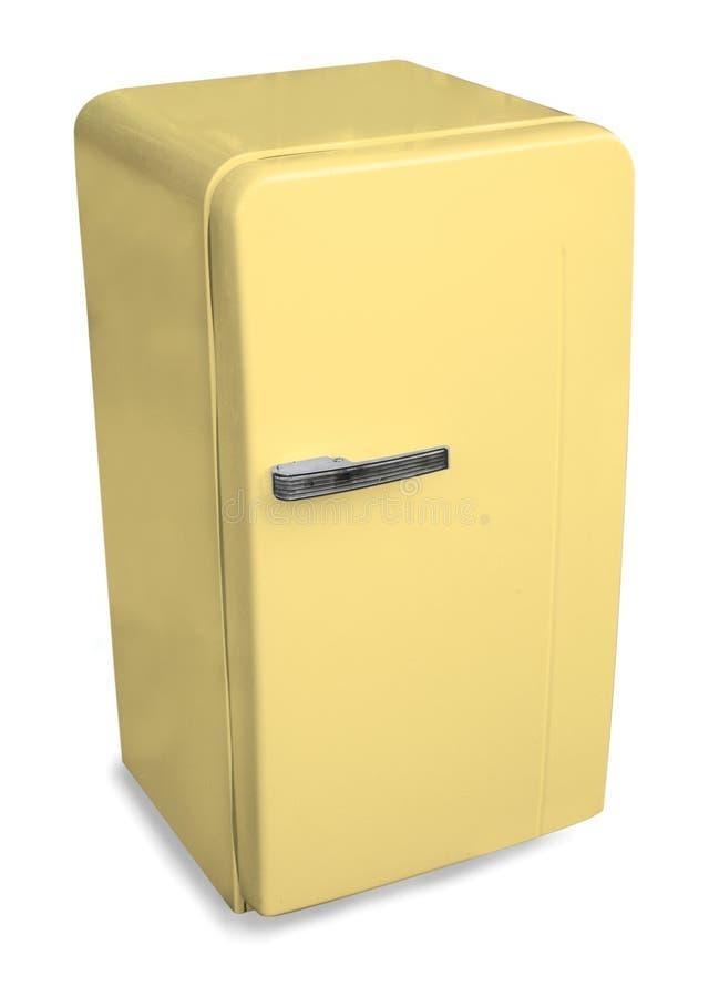 经典冰箱 库存照片
