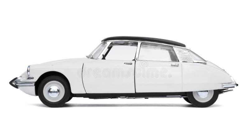 经典法国汽车 免版税库存图片