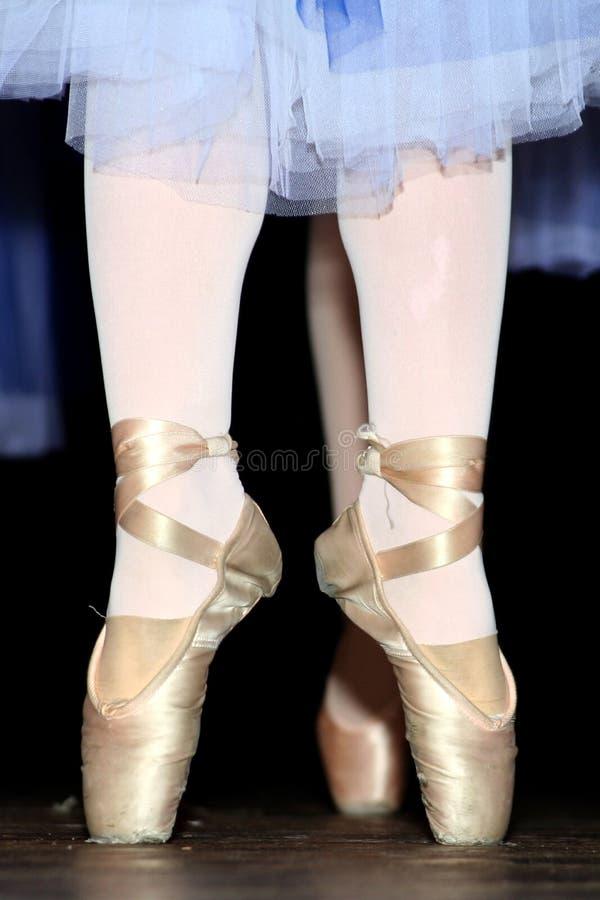 经典舞蹈演员 免版税库存照片