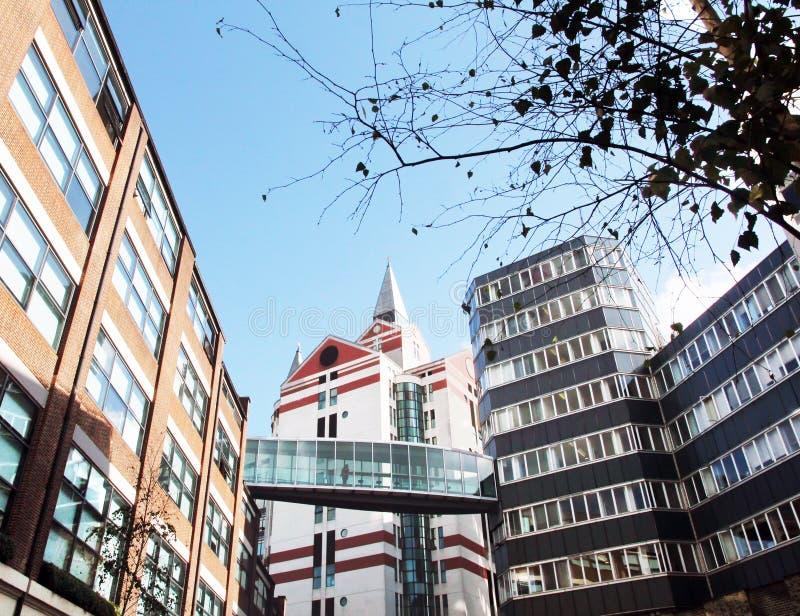 经济伦敦学校 免版税图库摄影