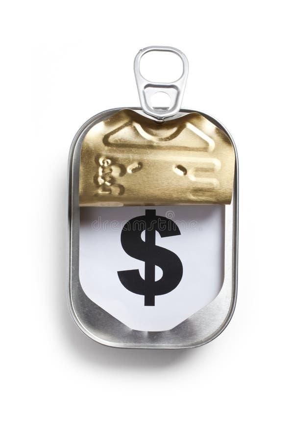 经济援助概念 免版税库存图片