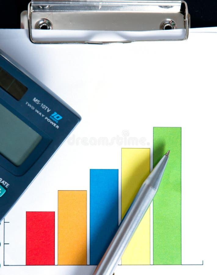 经济/财务概念 库存照片