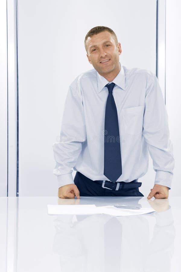 经理 免版税库存图片