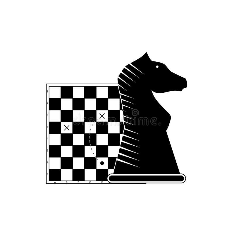 经营战略、棋枰和图马 皇族释放例证