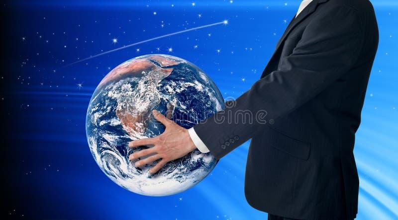 经营战略世界 免版税库存图片