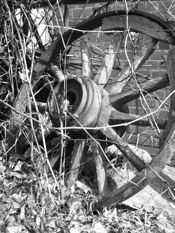 结束小山历史记录 免版税库存图片