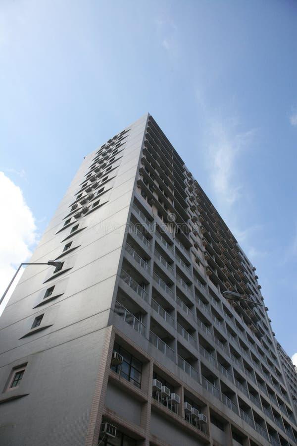 结构上大厦 免版税图库摄影