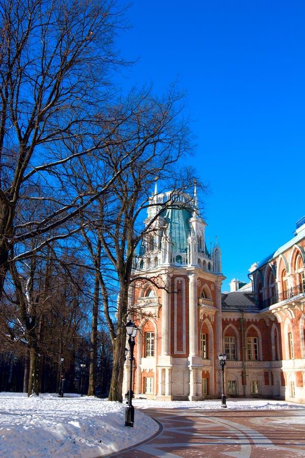 结构历史城堡古典主义 库存照片