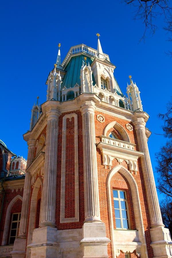 结构古典主义俄语 免版税库存图片