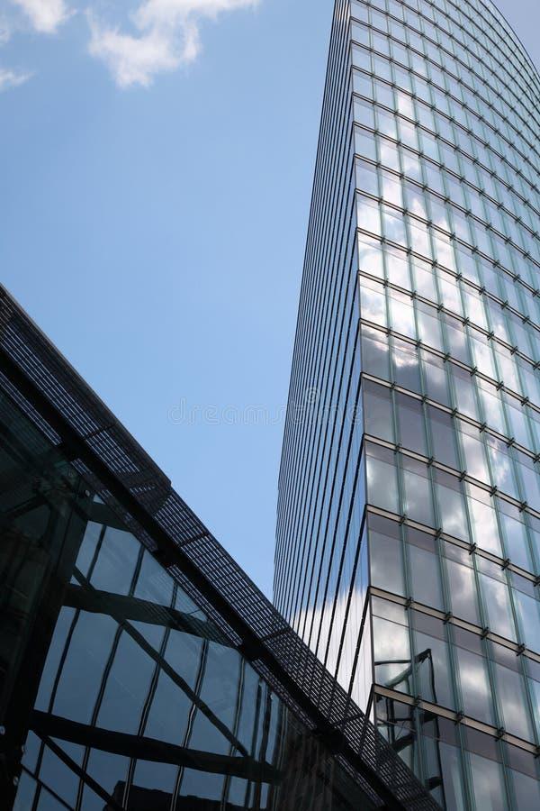 结构大厦塔 库存图片
