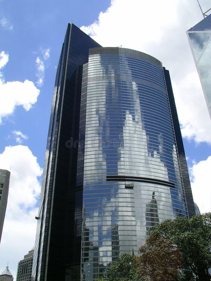 结构大厦 免版税库存图片