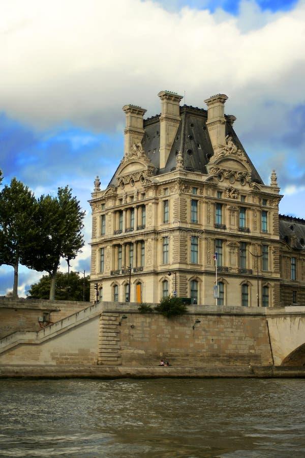 结构巴黎 库存图片