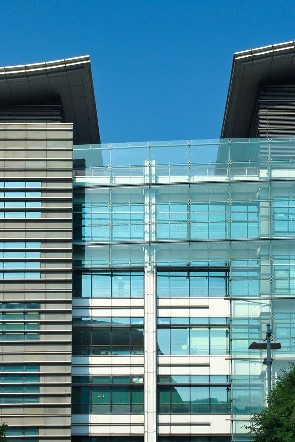 结构香港现代公园科学 库存照片