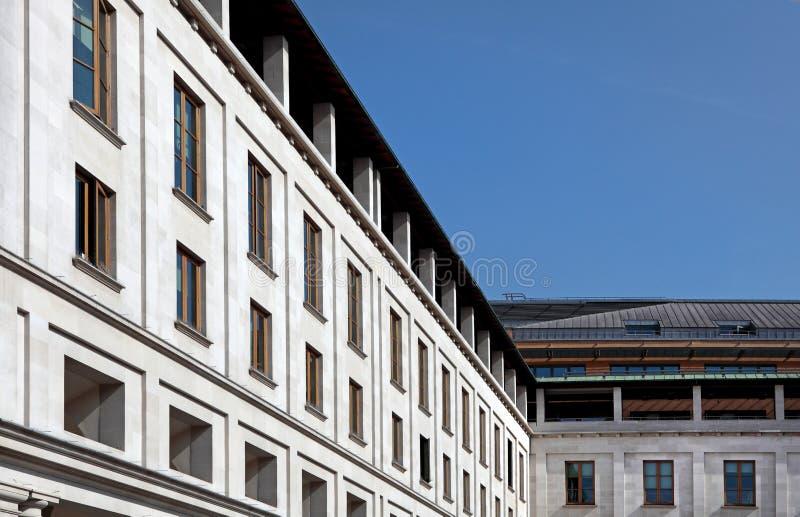 结构covent庭院伦敦震惊 库存照片