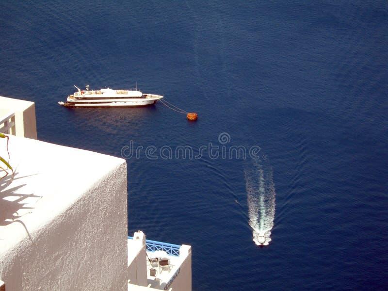 结构cyclades希腊海岛 库存图片