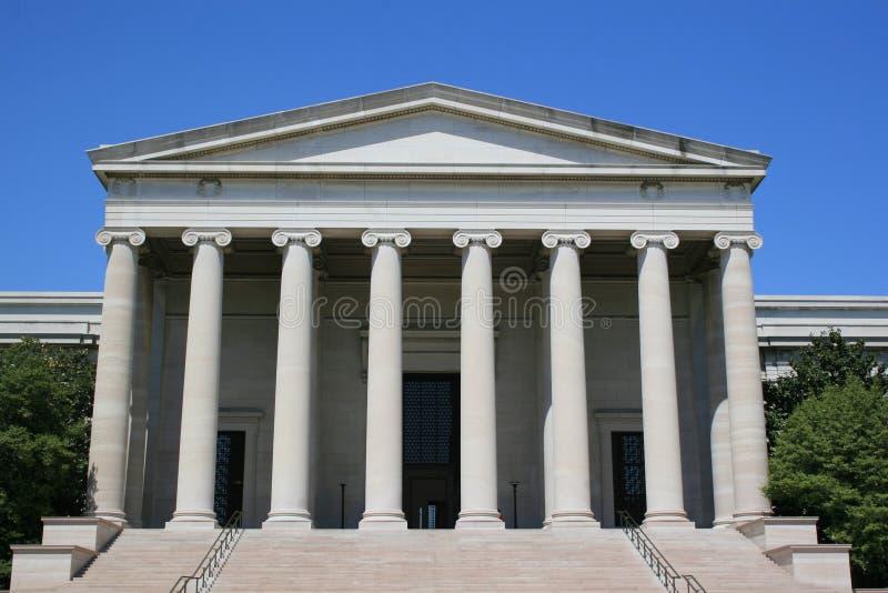 结构dc华盛顿 免版税库存图片