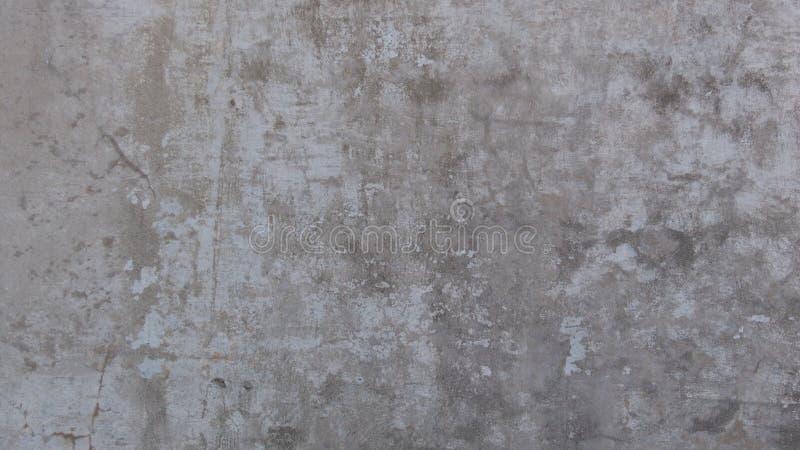 结疤的水泥混凝土背景墙纸纹理 库存照片