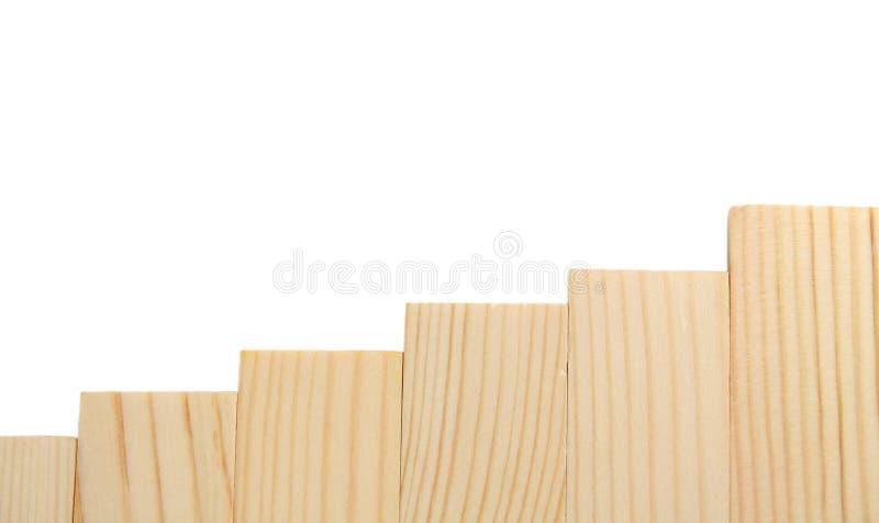 绘制木头 库存照片
