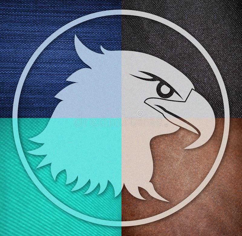 Download 给老鹰穿衣的辅助部件 库存例证. 插画 包括有 火炮, 粗蓝布工装, 织品, 材料, 服装, 和平, 牛仔布 - 22355262