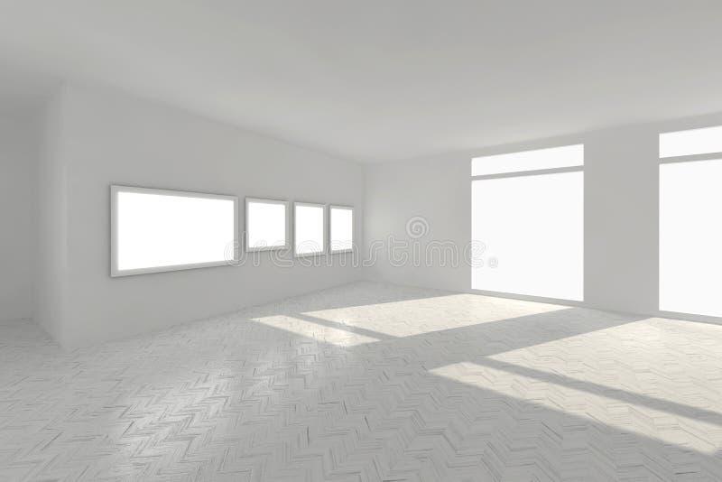 绝尘室 免版税图库摄影