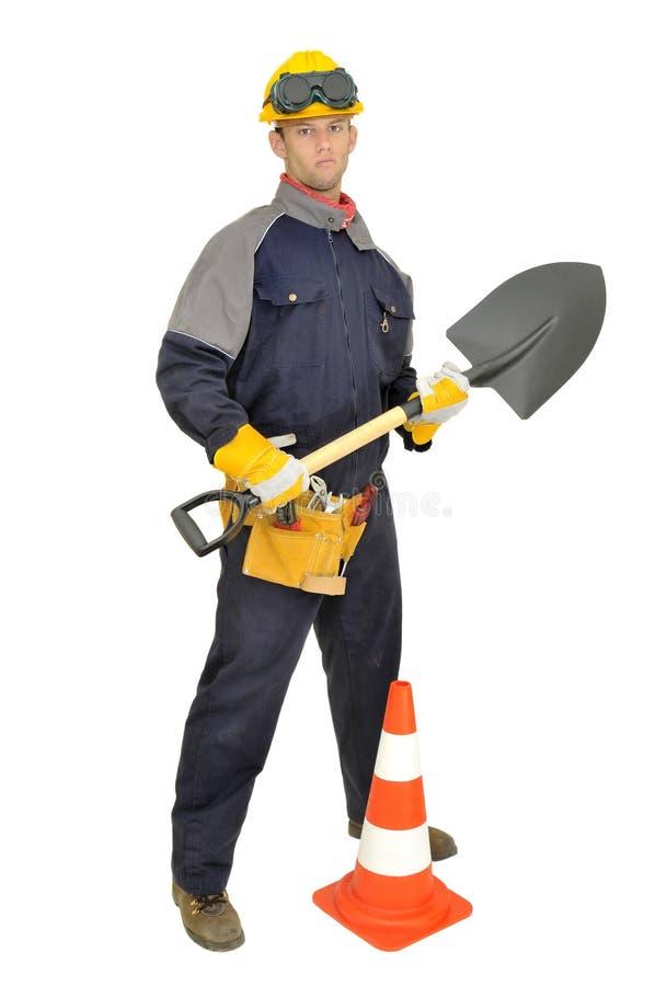 统一工作者 免版税库存图片