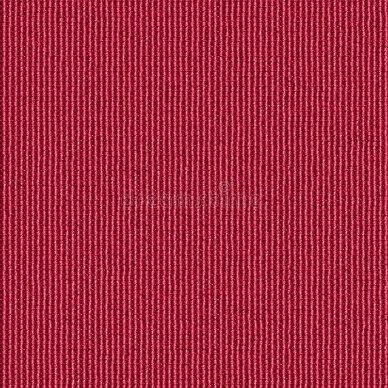 绯红色织品无缝的纹理 3d和第2的纹理地图 免版税库存照片