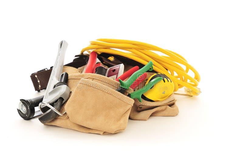 绳子电动工具 库存图片