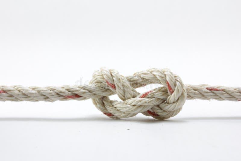 绳索或结 库存照片