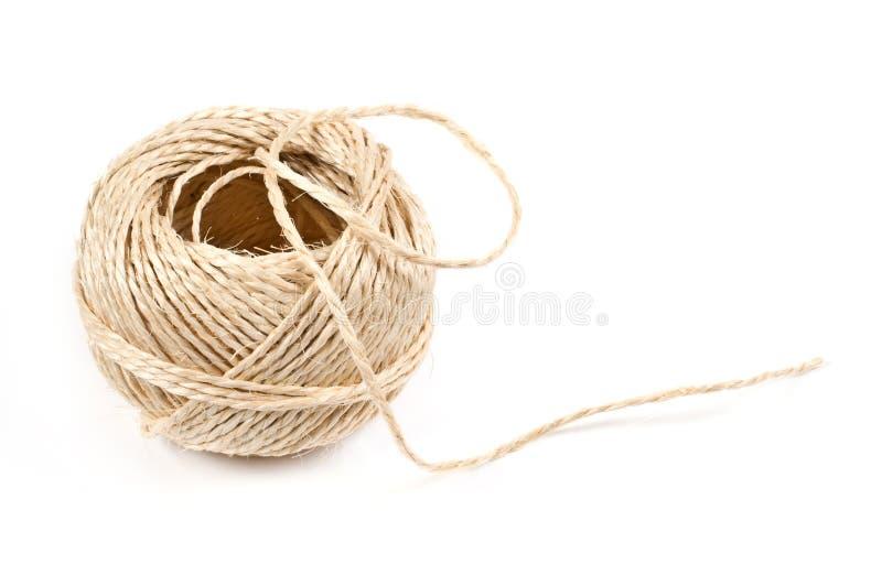 绳索线团 免版税图库摄影