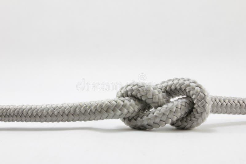 绳索,结 库存图片