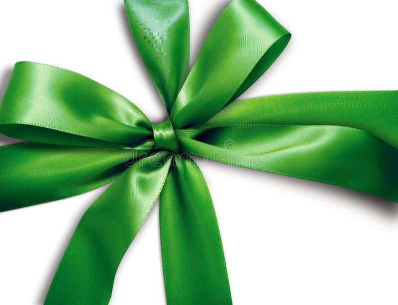 绿化丝带 免版税图库摄影