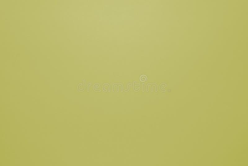 绿橄榄纸背景,五颜六色的纸纹理 免版税库存照片
