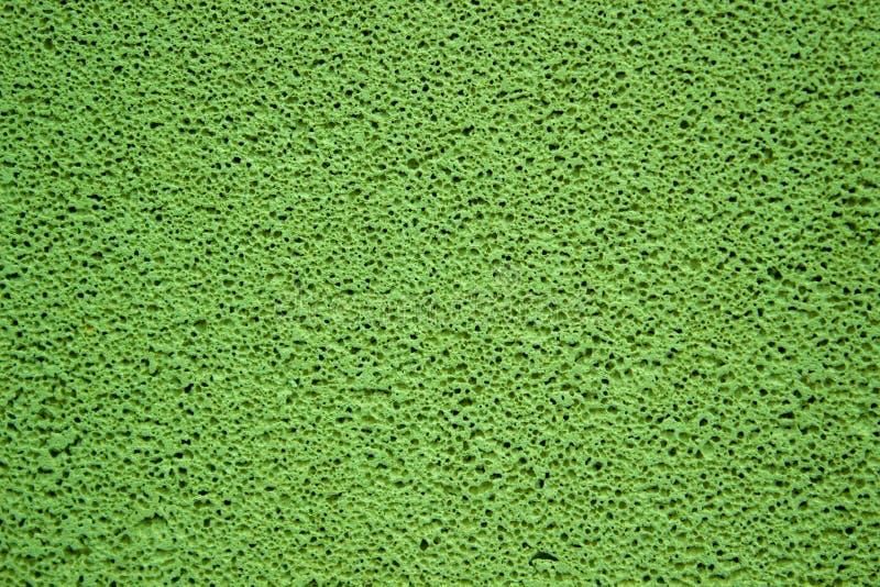 绿色具体纹理 库存图片