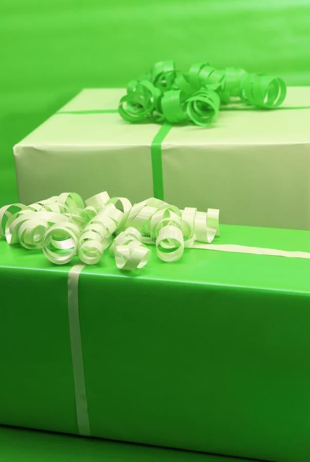 绿色存在 库存图片