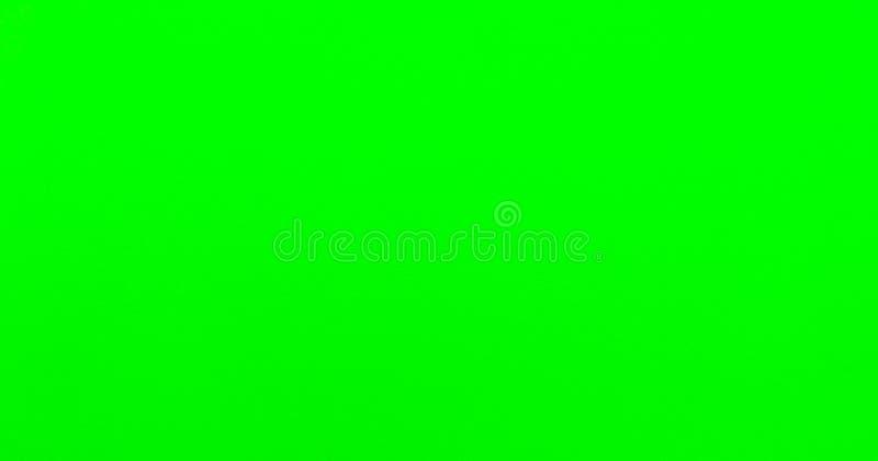 绿色屏幕 绿色背景 绿色屏幕股票英尺长度录影 免版税库存图片