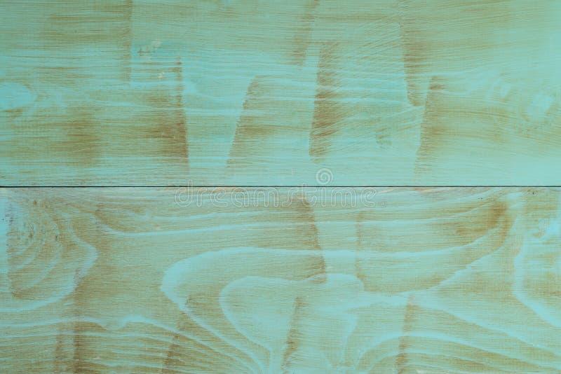 绿色木背景 库存照片