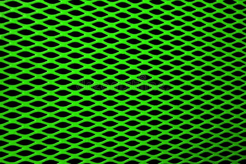 绿色滤网 免版税库存图片