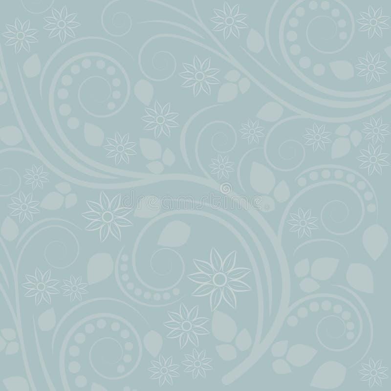 绿色的背景变苍白 免版税图库摄影