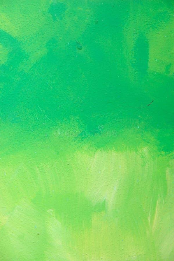 绿色纹理墙壁 库存照片