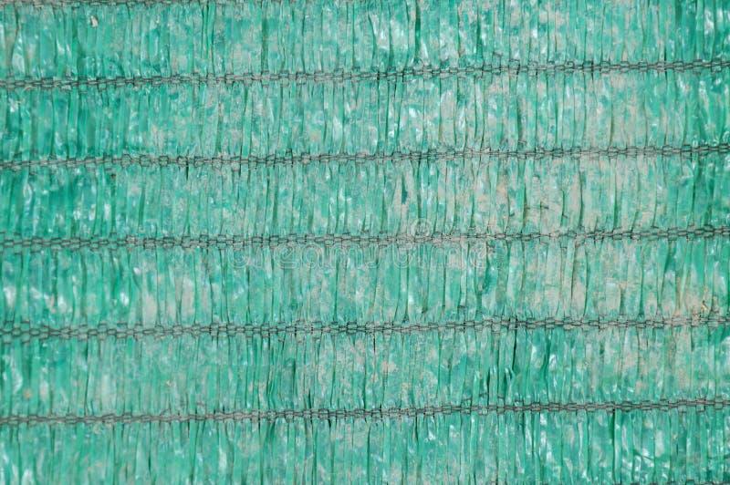 绿色老阴影网纹理和背景 免版税库存图片