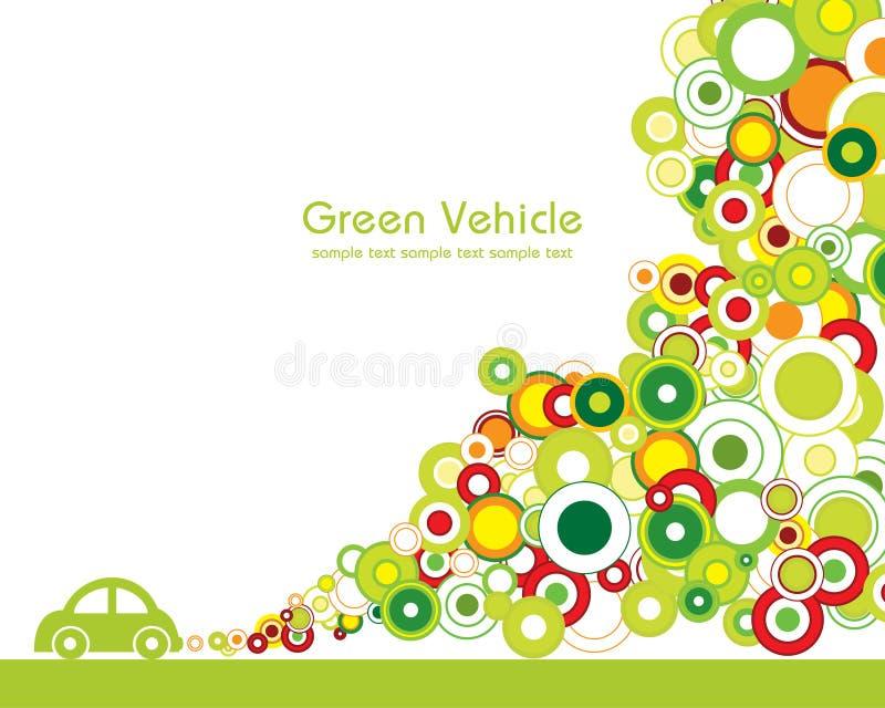 绿色通信工具 向量例证
