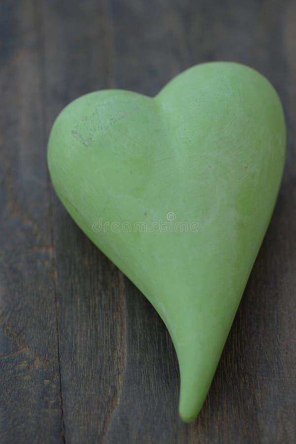 绿色重点 库存照片