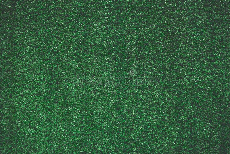 绿草背景 树纹理和墙纸概念 黑暗 免版税图库摄影