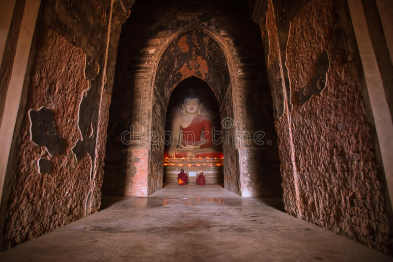 缅甸 免版税图库摄影